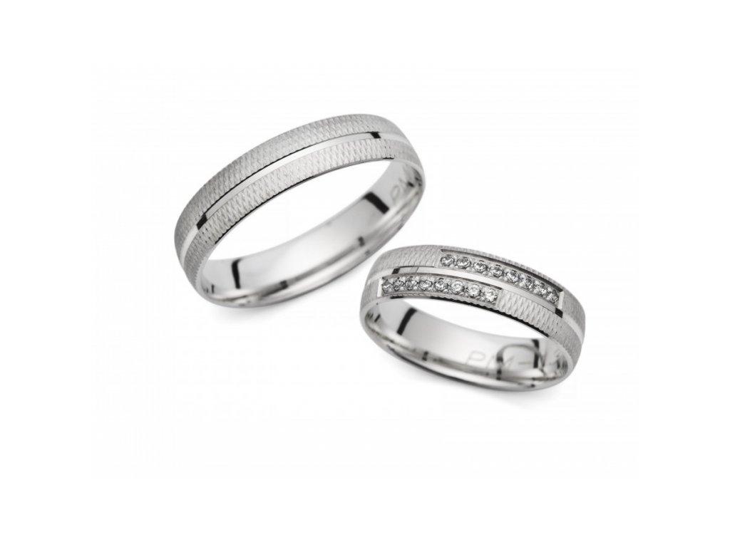 Snubní prsteny PM1372
