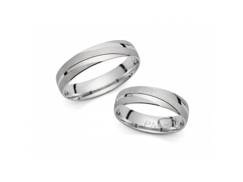 Snubní prsteny PM1379