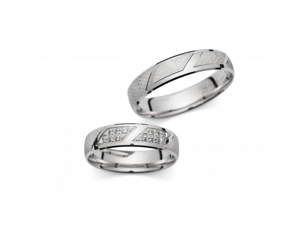 Snubní prsteny PM1390