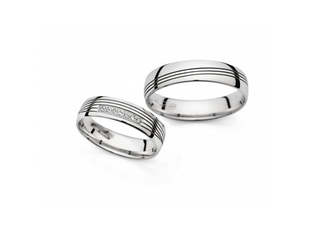 Snubní prsteny PM1428