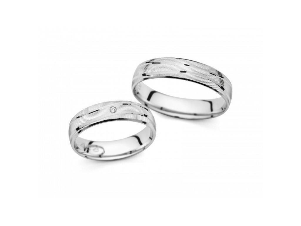Snubní prsteny PM1458