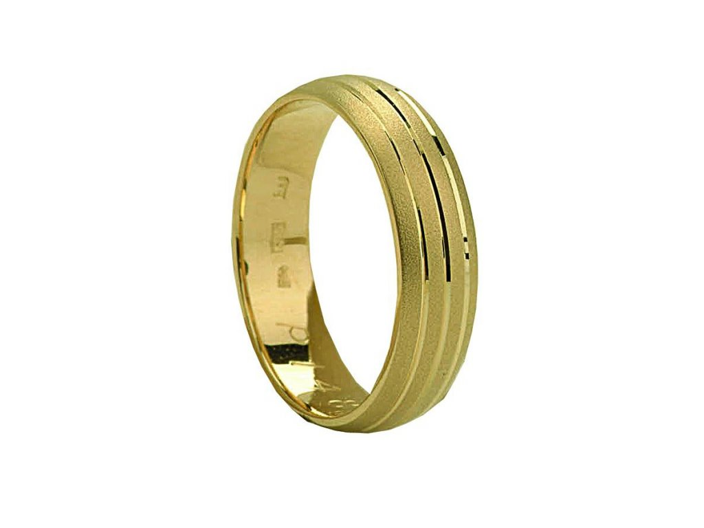 Snubní prsteny PM148