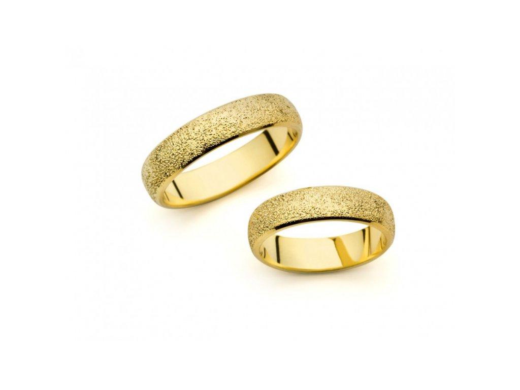 Snubní prsteny PM158