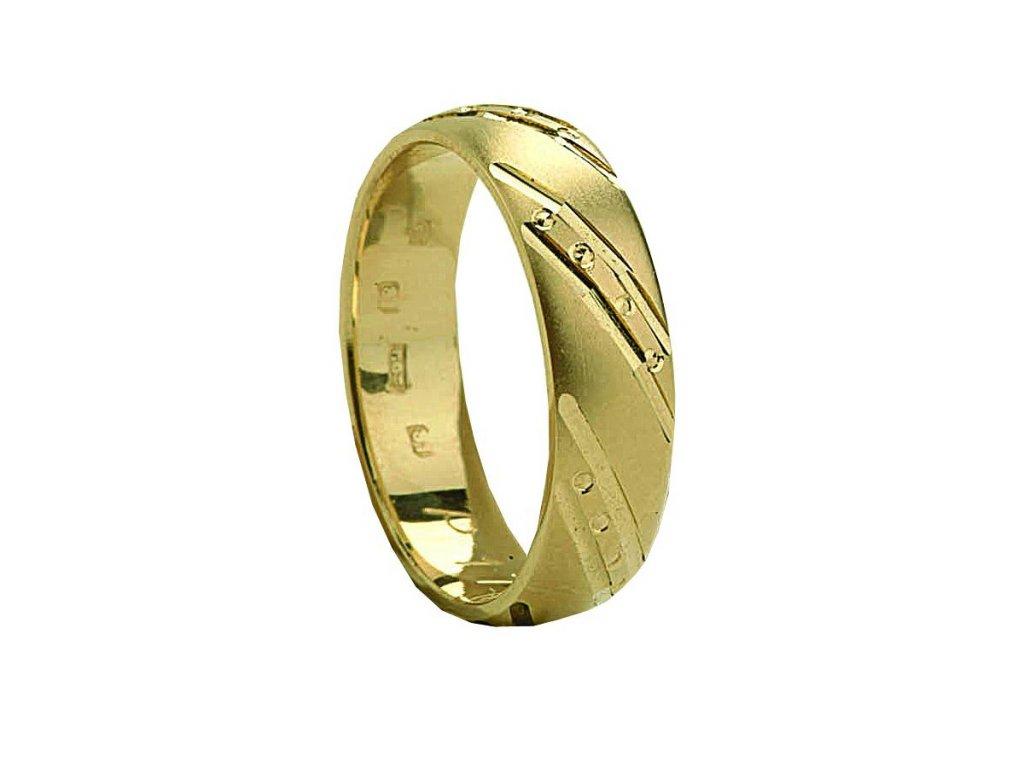 Snubní prsteny PM174