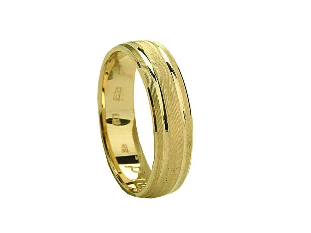 Snubní prsteny PM182