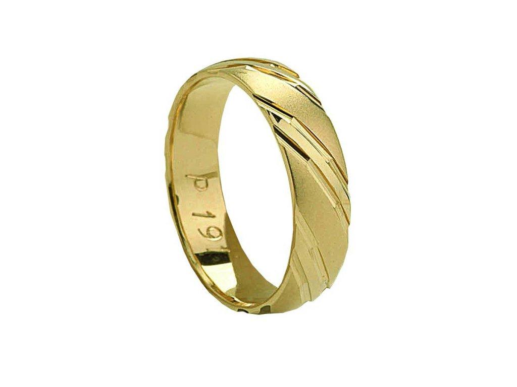 Snubní prsteny PM191