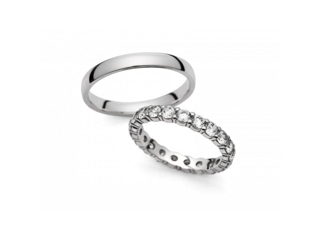 Snubní prsteny PM330
