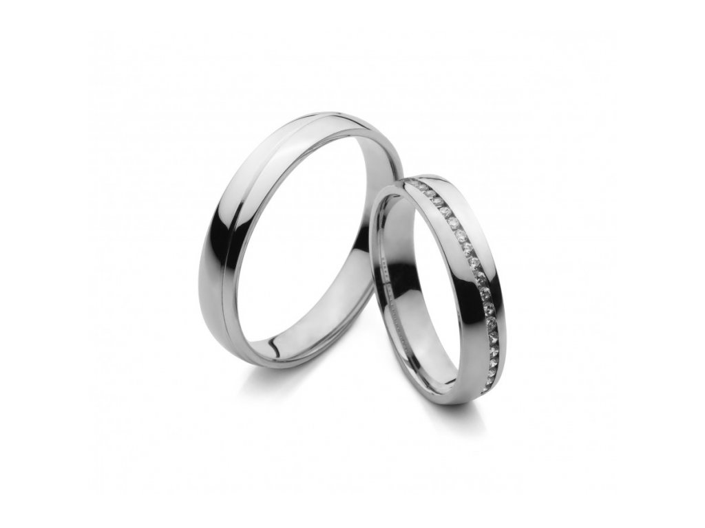 Snubní prsteny PM4002