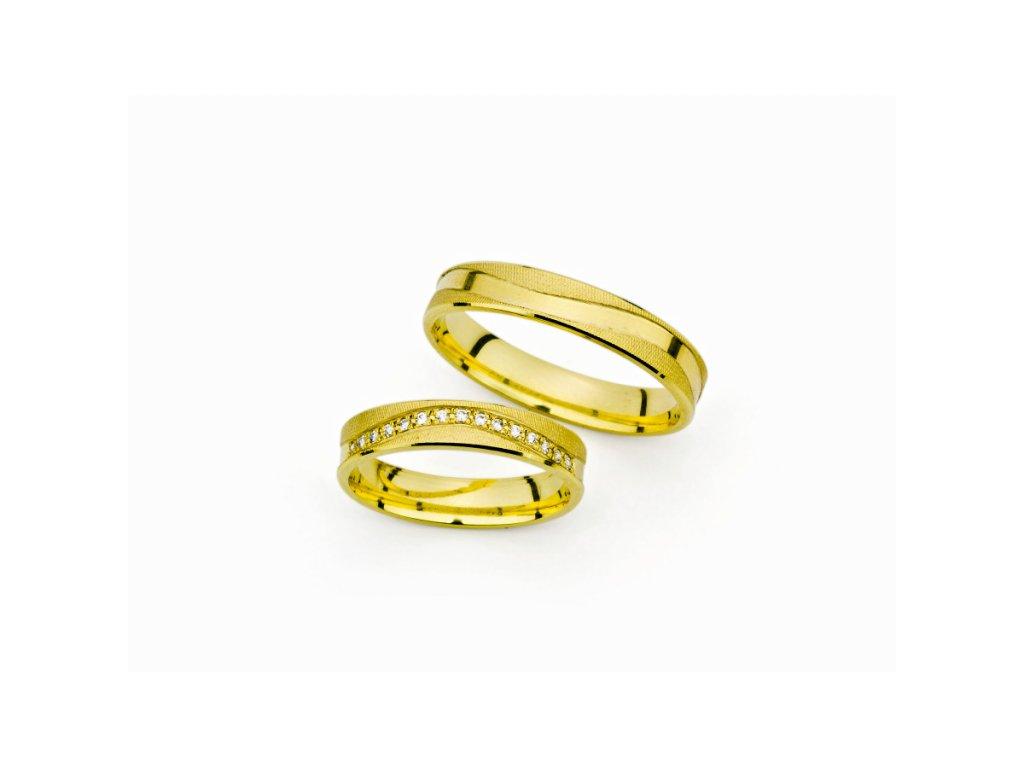 Snubní prsteny PM4014