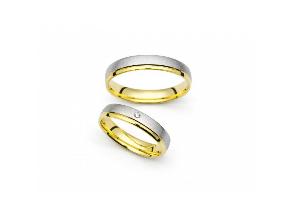 Snubní prsteny PM4024
