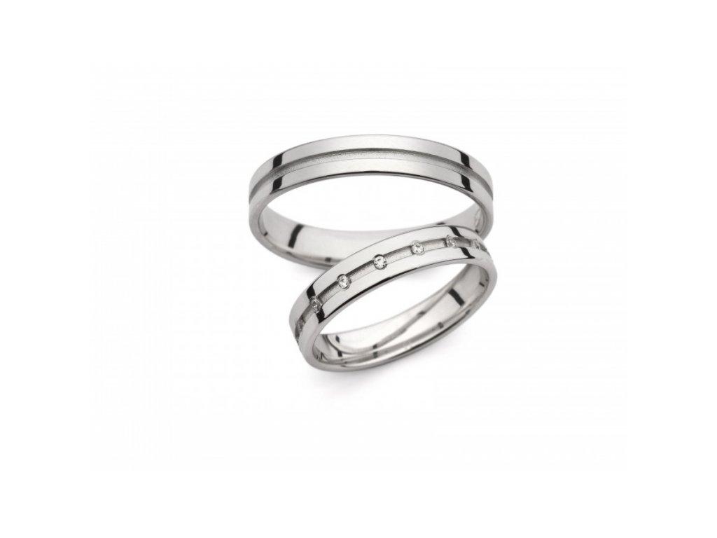Snubní prsteny PM4043
