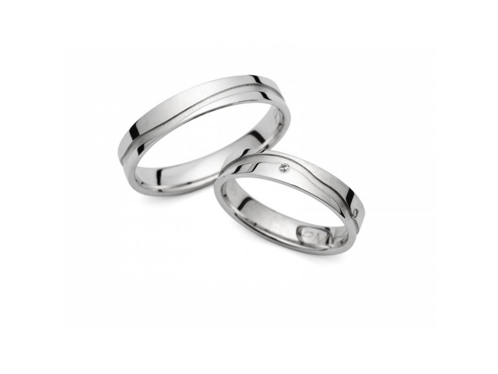 Snubní prsteny PM4138