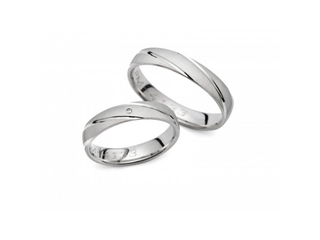 Snubní prsteny PM4144