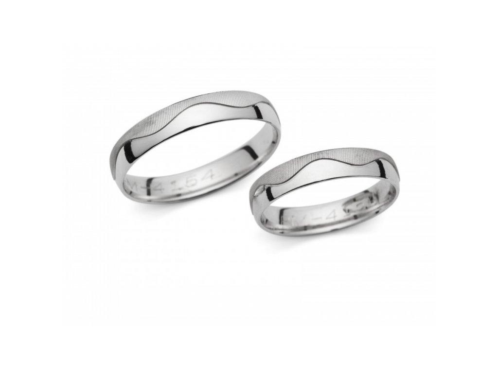 Snubní prsteny PM4154