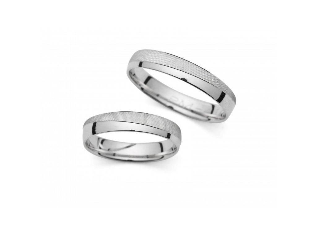 Snubní prsteny PM4155