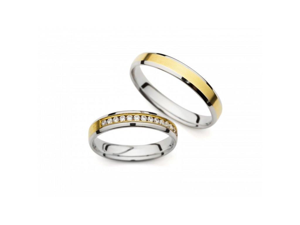 Snubní prsteny PM4184