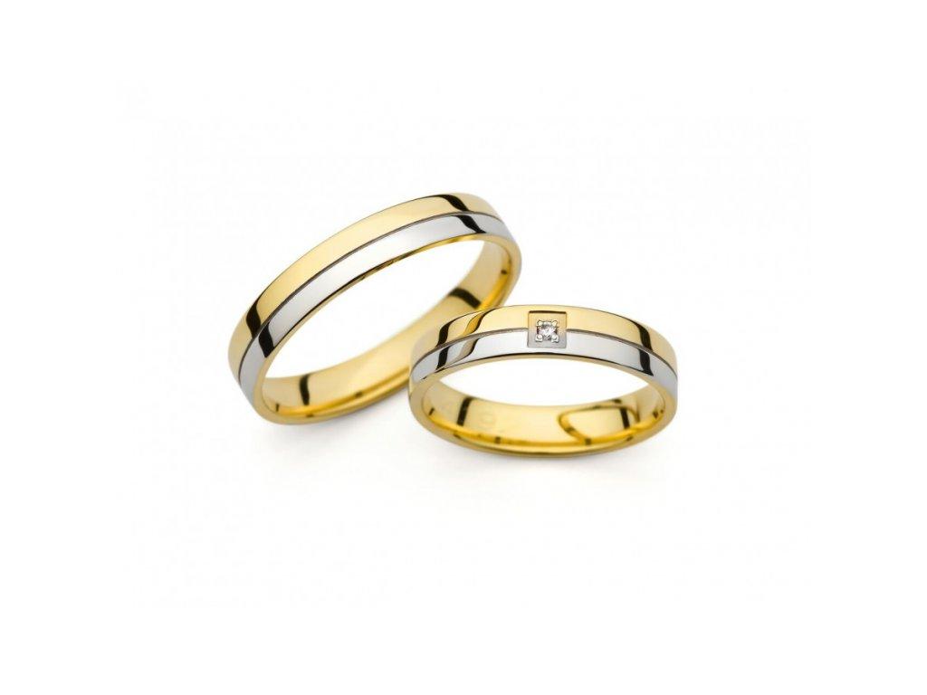 Snubní prsteny PM4192