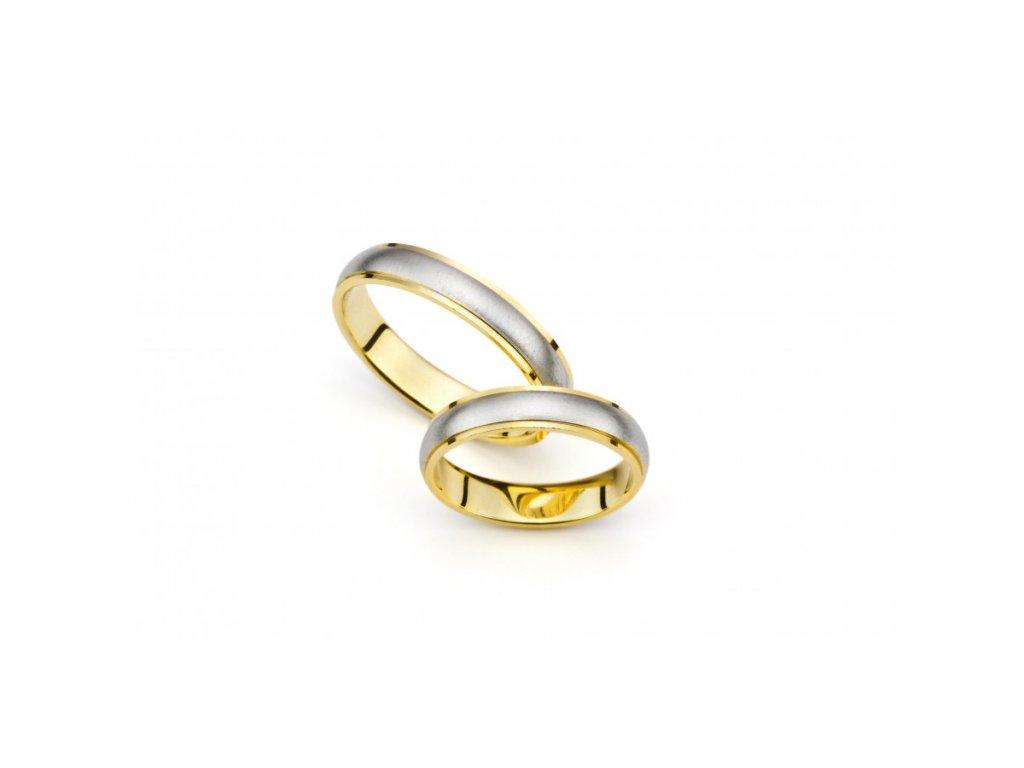 Snubní prsteny PM421