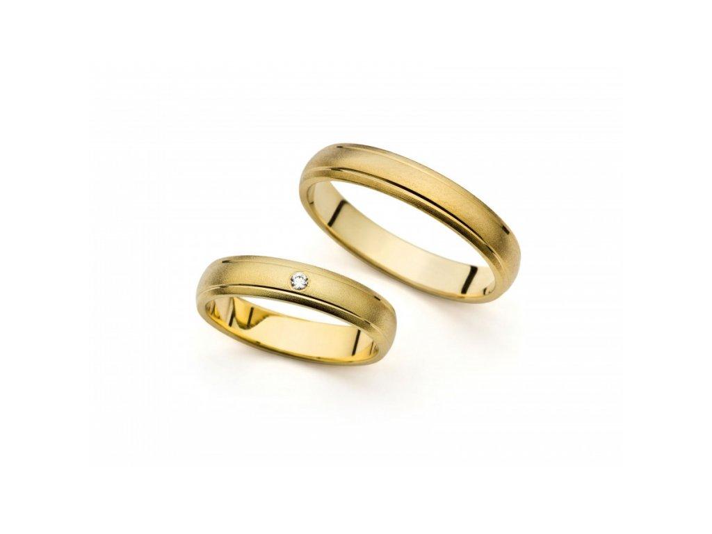 Snubní prsteny PM424