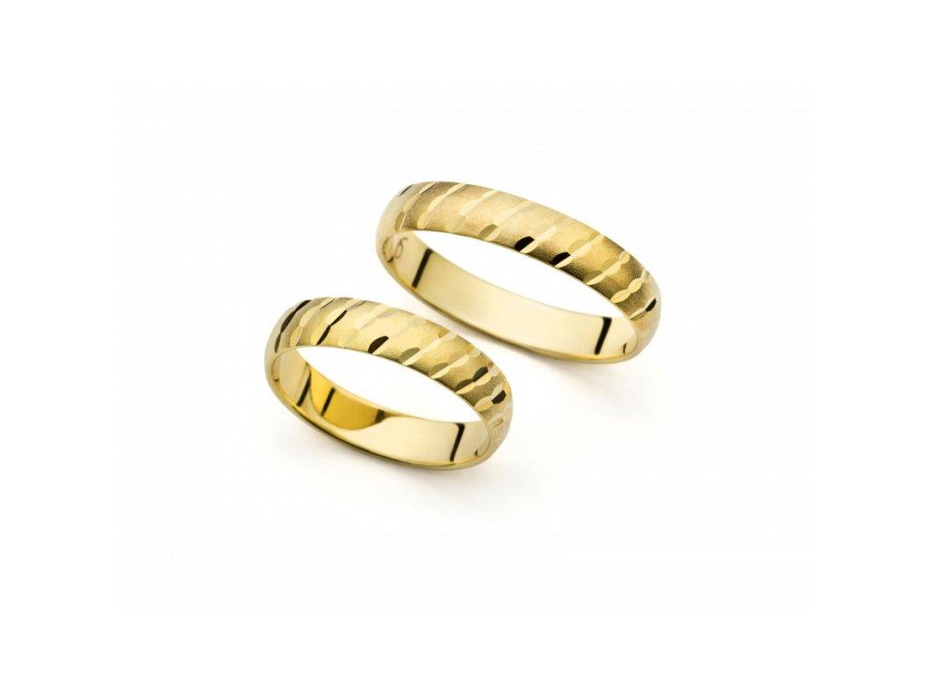 Snubní prsteny PM426