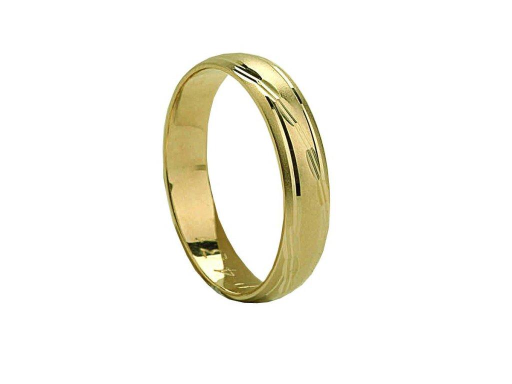 Snubní prsteny PM431