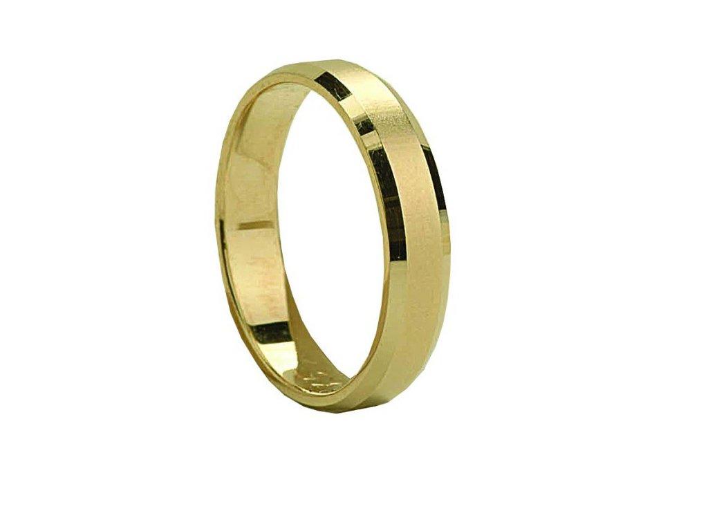 Snubní prsteny PM435
