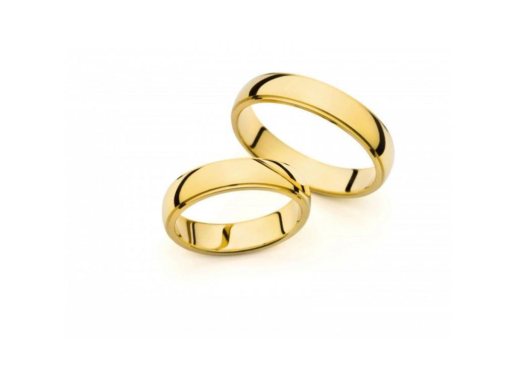 Snubní prsteny PM453