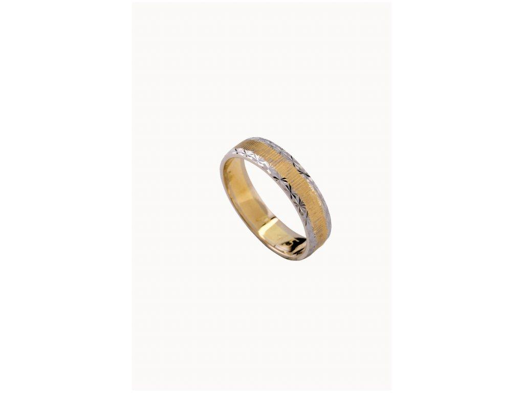 Snubní prsteny PM456