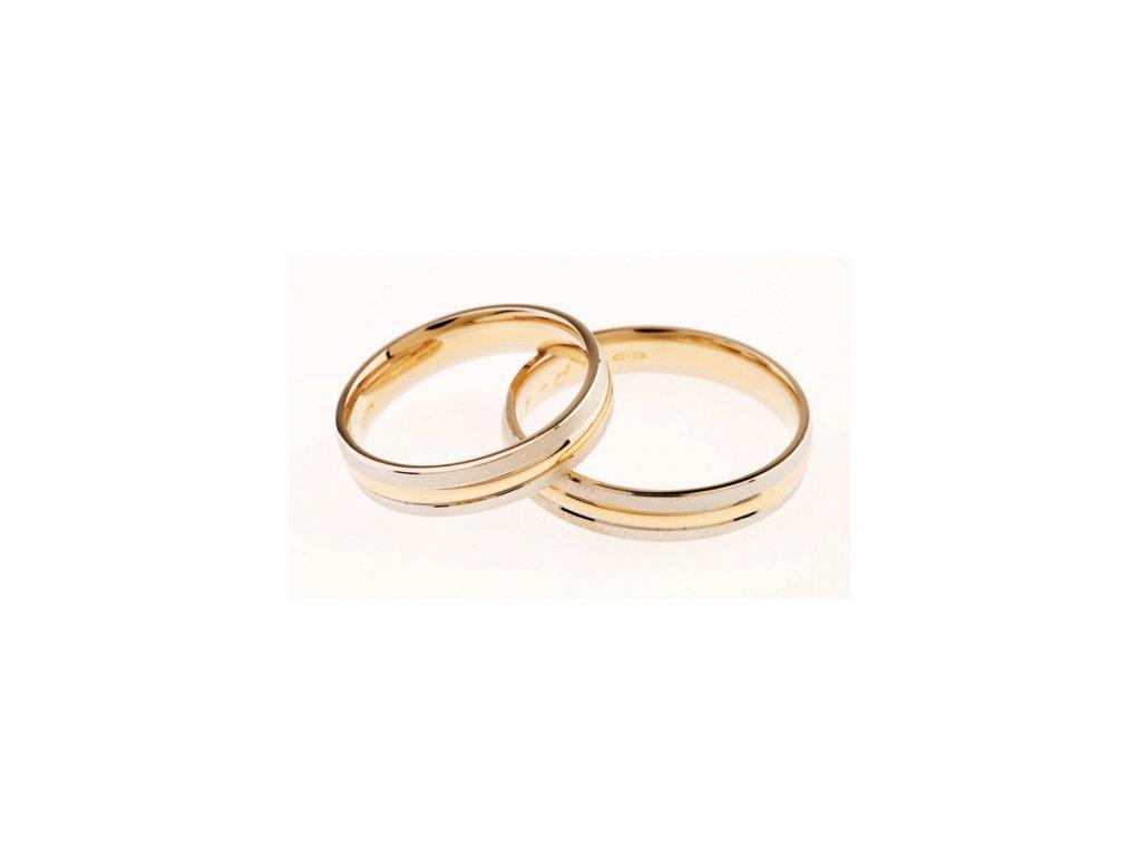 Snubní prsteny PM470