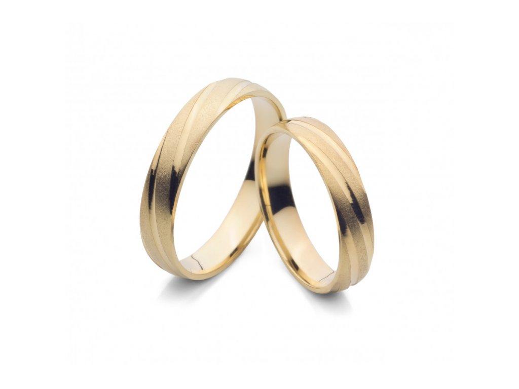Snubní prsteny PM471