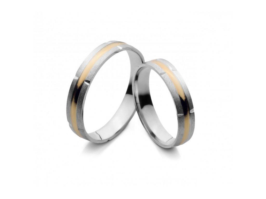 Snubní prsteny PM475