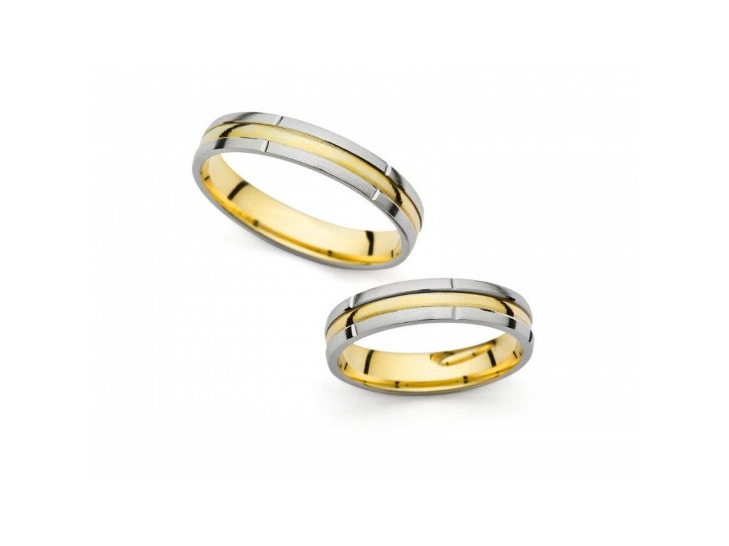 Snubní prsteny PM476