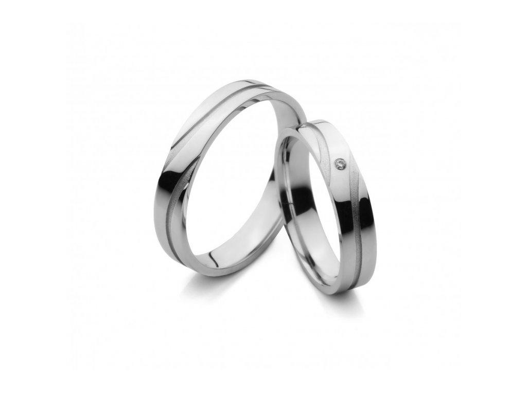 Snubní prsteny PM478