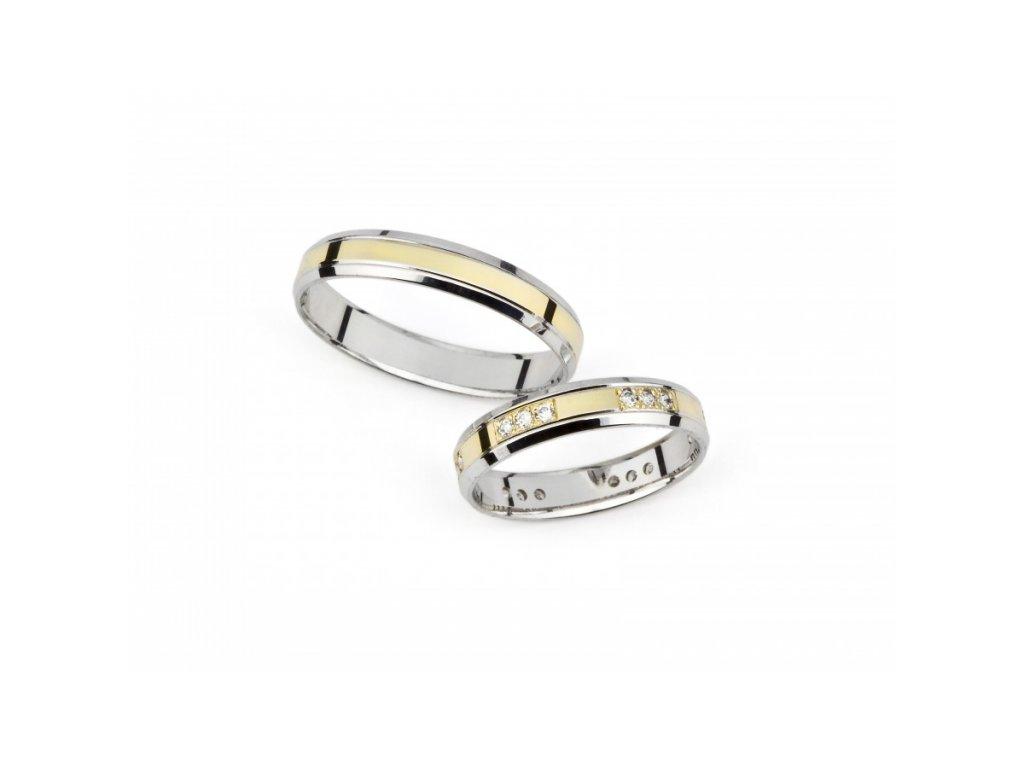 Snubní prsteny PM489