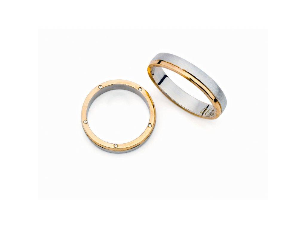 Snubní prsteny PM490