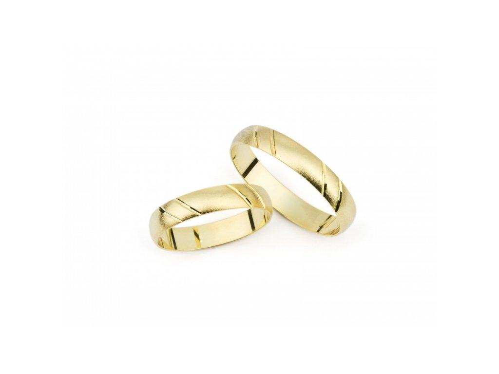 Snubní prsteny PM495