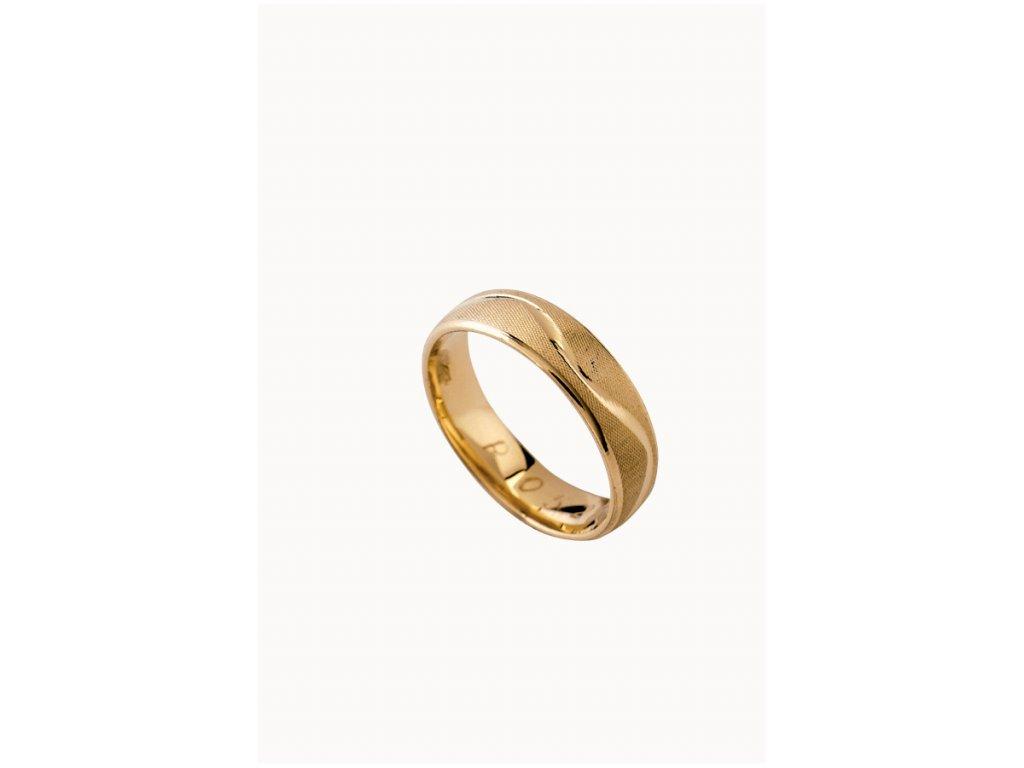 Snubní prsteny PM52