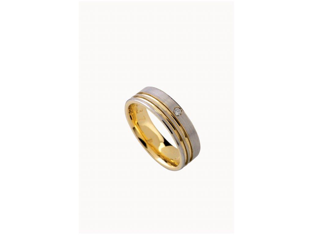 Snubní prsteny PM537