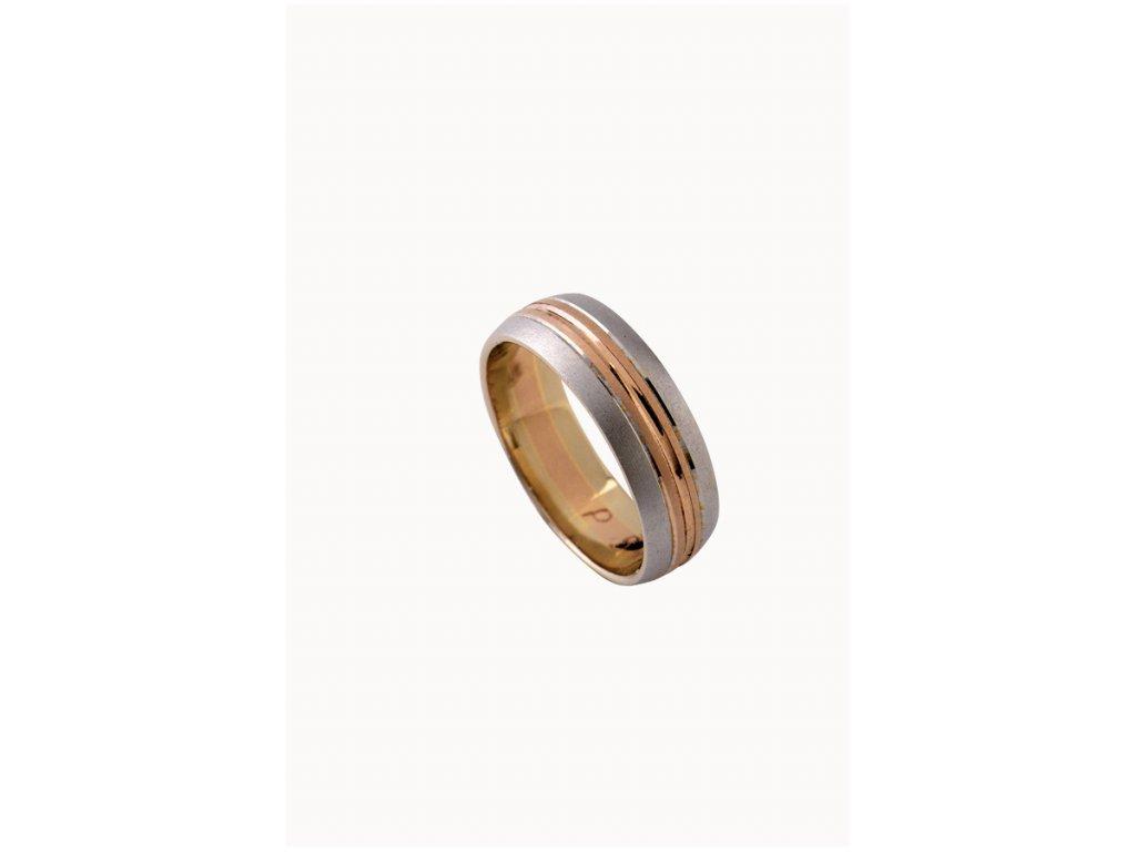 Snubní prsteny PM541