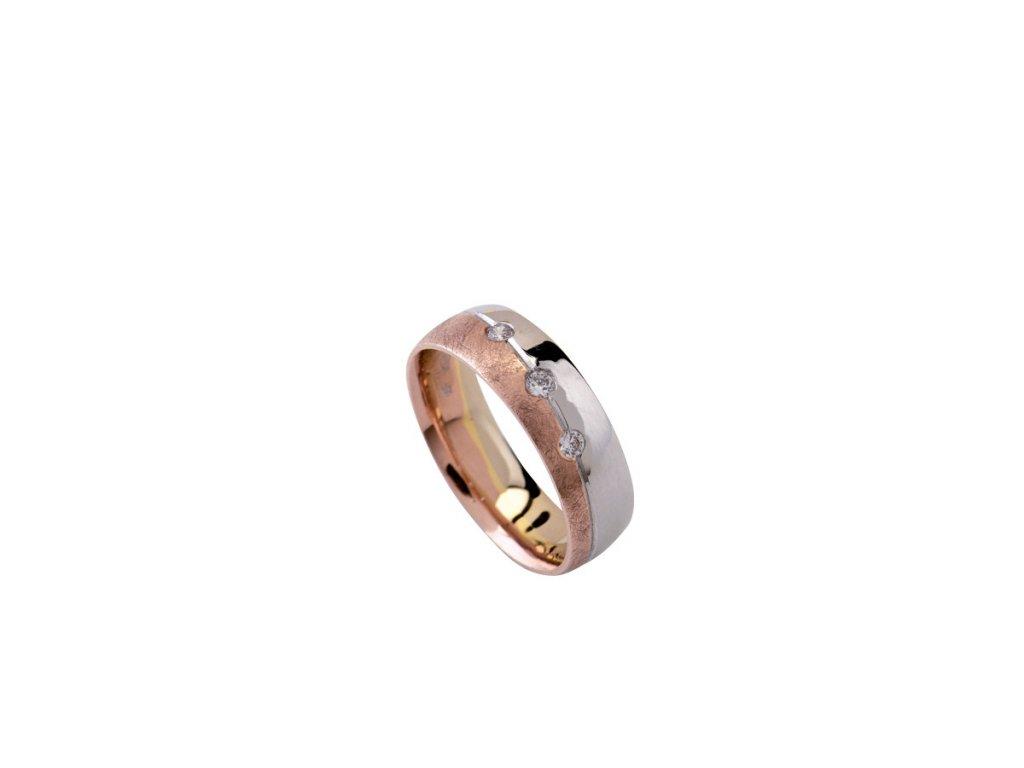 Snubní prsteny PM6036