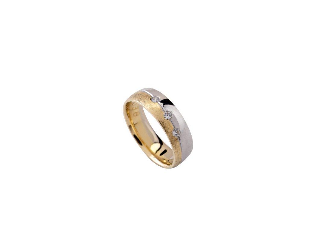 Snubní prsteny PM6038