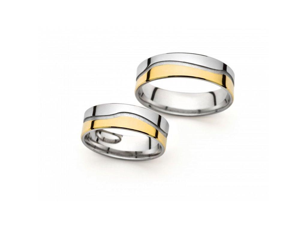 Snubní prsteny PM6065