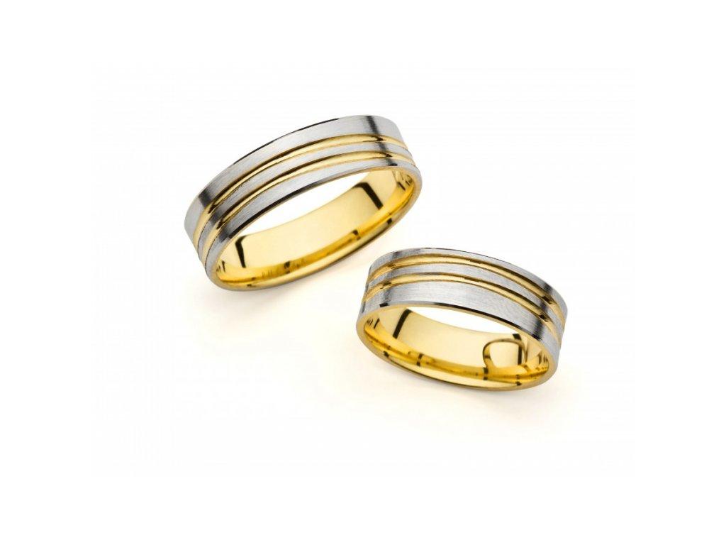 Snubní prsteny PM6068