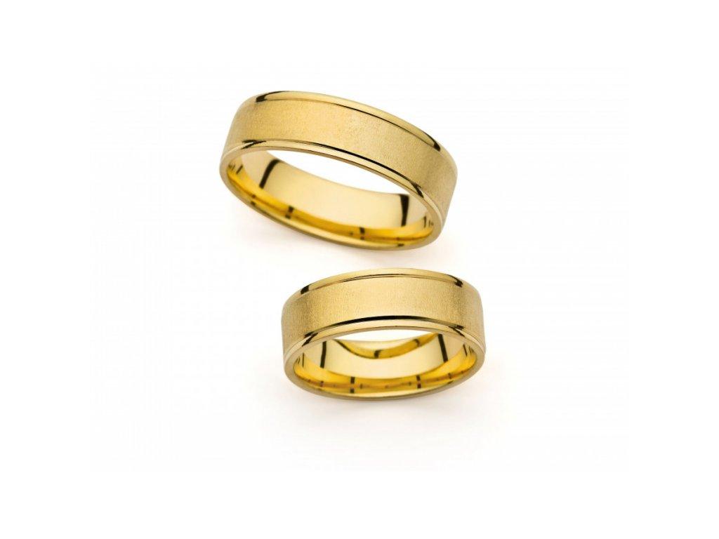 Snubní prsteny PM6078