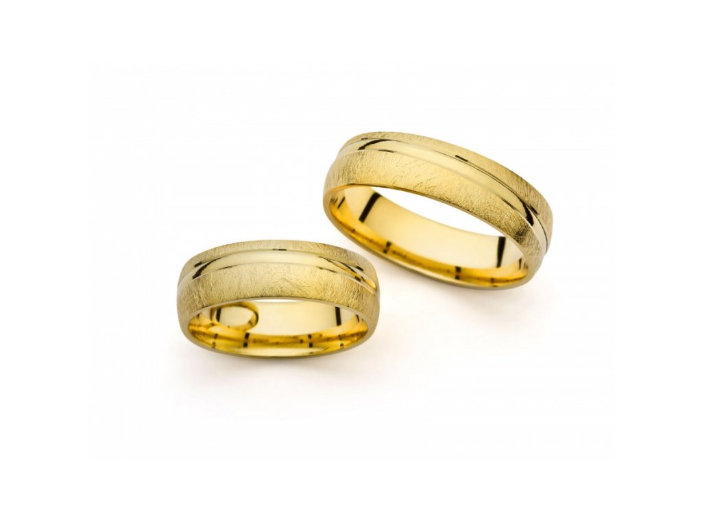 Snubní prsteny PM6079