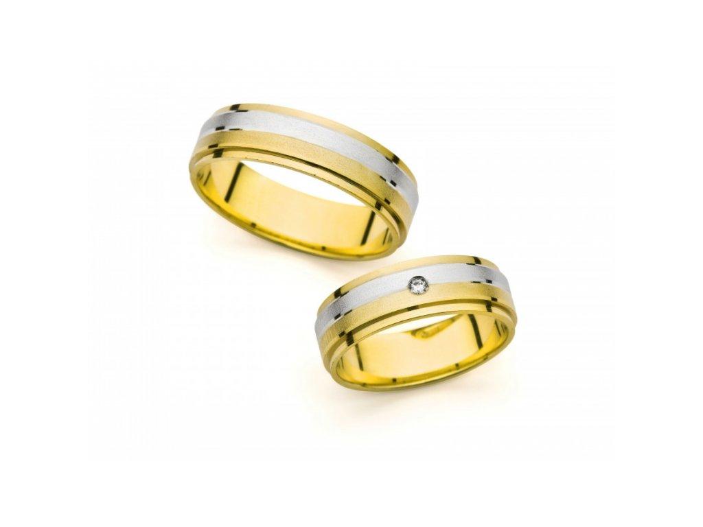 Snubní prsteny PM608