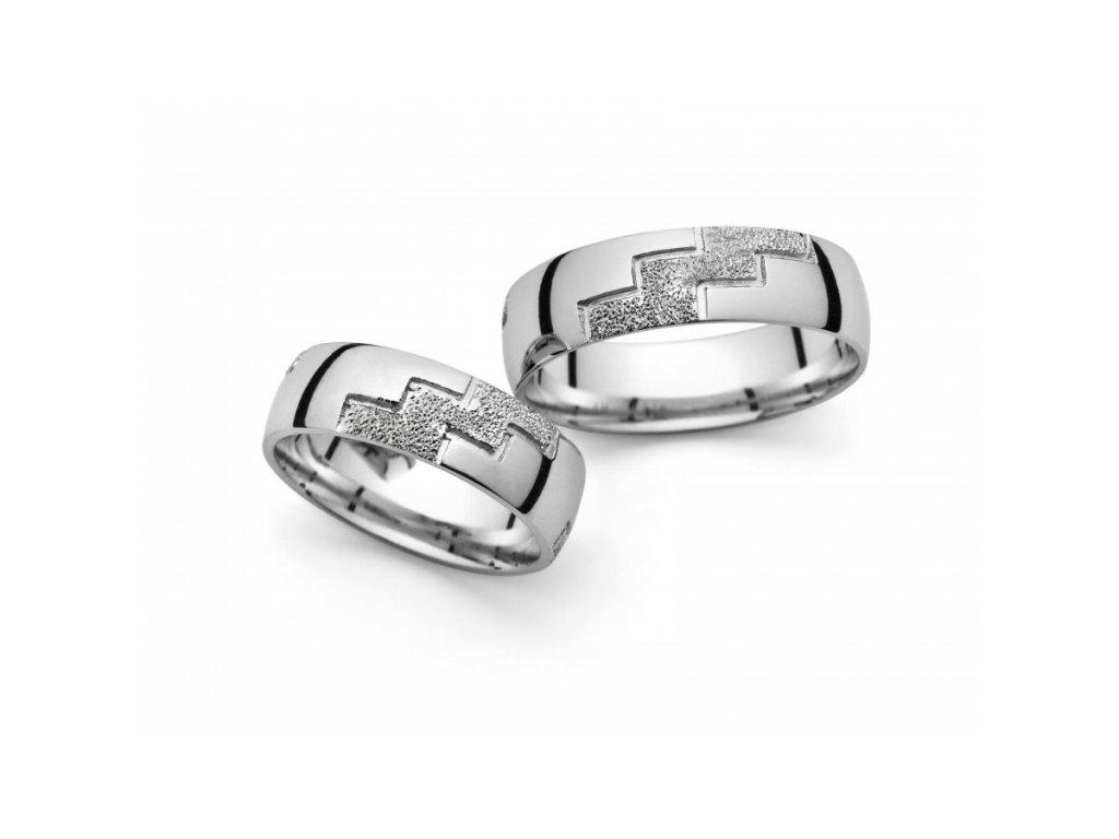 Snubní prsteny PM6156