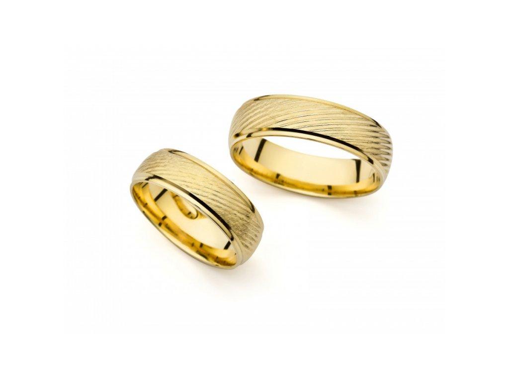 Snubní prsteny PM6159