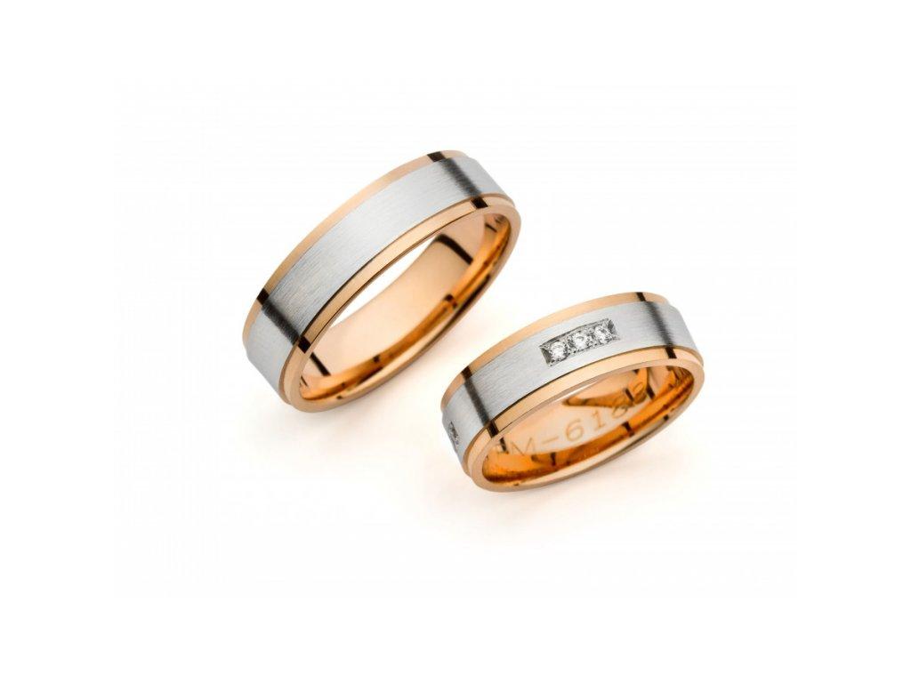 Snubní prsteny PM6188