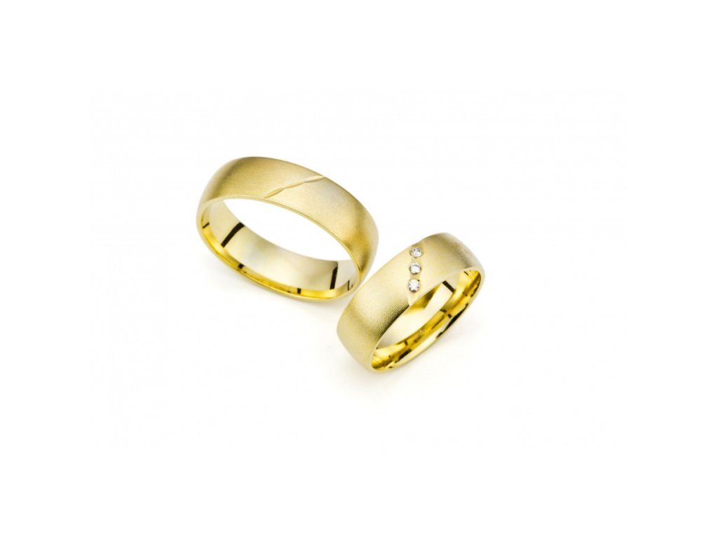 Snubní prsteny PM6242